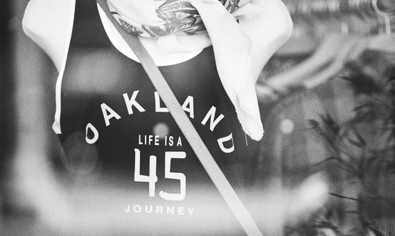 Oakland Life is a 45 jersey